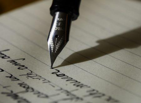 Le cose di cui scrivo